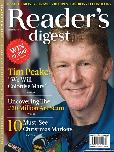 Readers Digest UK-December 2017