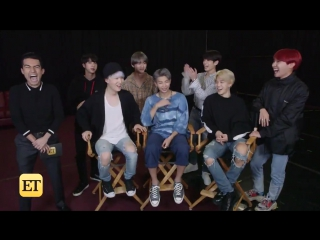 [video] #btsxet what advice would @bts_twt give to their younger selves?