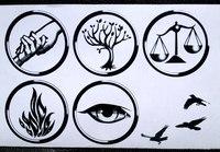 divergent symbol tattoo - HD1500×1042
