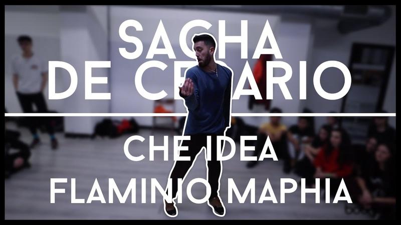 Sacha De Cesario - Che idea by Flaminio Maphia