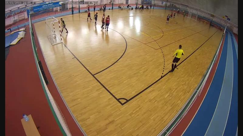 Бахин Александр(2-ой мяч/Тойота-Лексус 5-10 Локомотив)