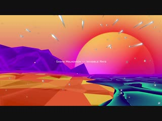 Sasha malkovich — invisible rays