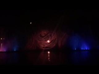 Винницкий фонтан ч1(видео шоу)