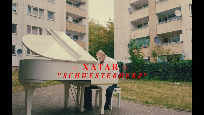 XATAR - SCHWESTERHERZ (Official Video)