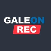 Логотип «GALEON REC» студия звукозаписи