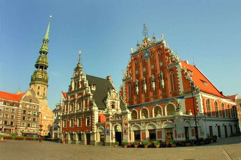 Страны мира — Латвия, изображение №6