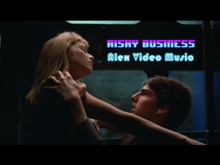 Phil collins - in the air tonight [alex video music tribute to risky business]