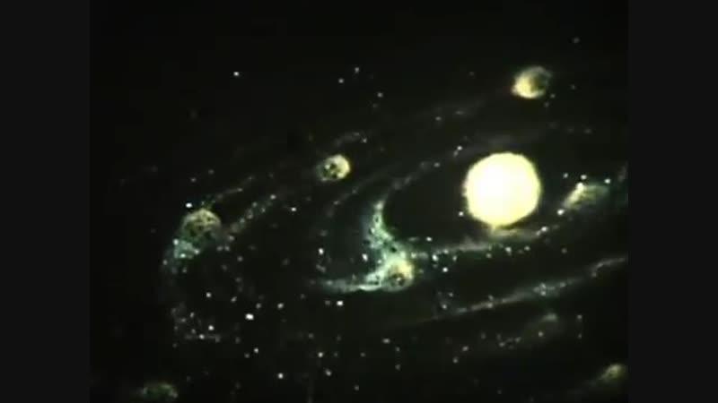 Возникновение жизни на Земле [1973] Киевнаучфильм