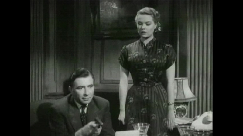 Наваждение / Obsession (Эдвард Дмитрик) [1949 г., Великобритания]