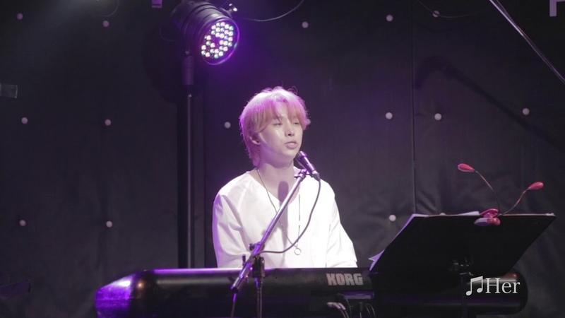 【ダイジェスト ライブ映像 part1】JunHyeok 1st Mini Album「White」release SHOWCASE