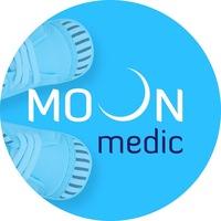 Логотип Центр здоровья ребенка MoonMedic Обнинск