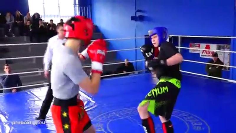 14.11.2015 Fight 4 KAMAKURA Baltic Club