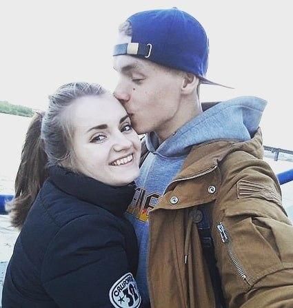 Антонина Герасимова: Три месяца нашего счастья❤ Я люблю тебя  мой mrthomasrobertson 💑