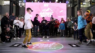 Everest battle  | Hip-Hop kids | Semi-Final | Круглова Настя (win) vs Чипс