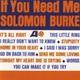 Solomon Burke - Stupidity
