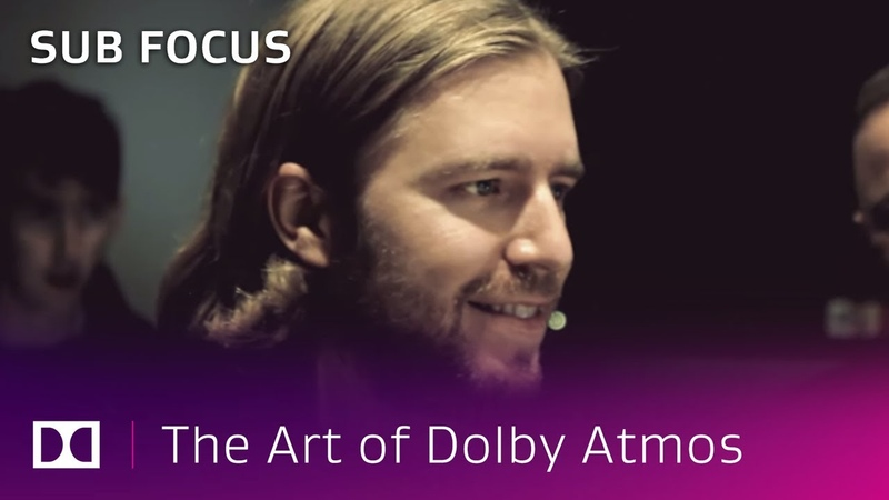 Sub Focus A New Dimension In Music The Art of Dolby Atmos Music Producers Dolby