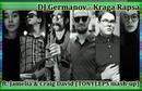 DJ Germanov Kraga Rapsa ft Jamelia Craig David TONYLEPS mash up
