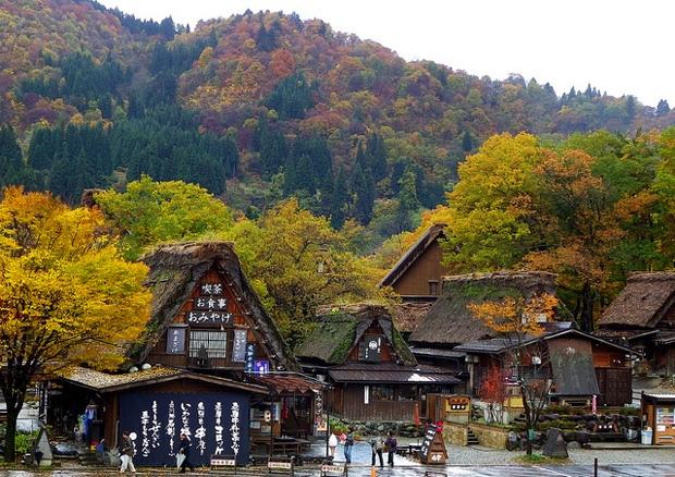 Осень в Японии. Самые красивые места, изображение №4