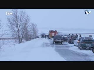 Водитель легковушки и четырёхлетний ребёнок погибли в жутком ДТП в Челябинской области