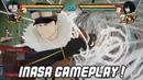 LEAKED DATAMINED INASA YOARASHI GAMEPLAY My Hero Academia One's Justice