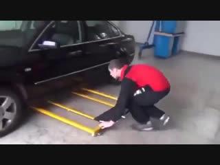 Даешь такой аппарат в гараж каждому автолюбителю