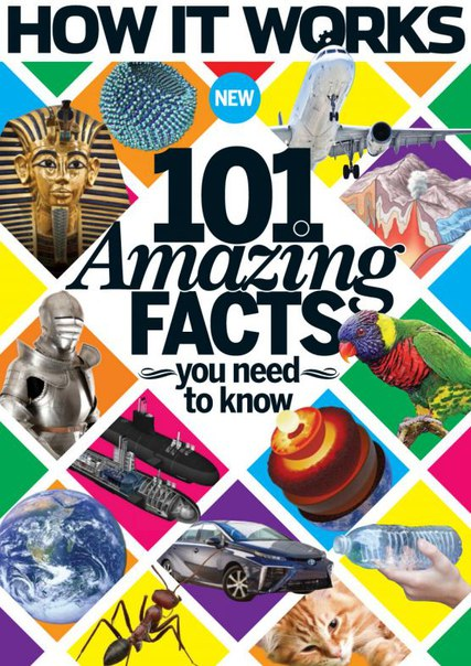 How It Works Book of 101 Amazing Facts You Need To Know Volume 2 vk