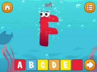 Английский алфавит - Учим английские буквы - Английский для детей. развивающий мультфильм для детей (Почемучка)