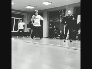 Hip-Hop Тверь Батай Jungle Kings тренировка