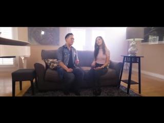 Кавер на китайскую песню Ti Mian () -  в исполнении Jason Chen, Jasmine Clarke, KHS Cover