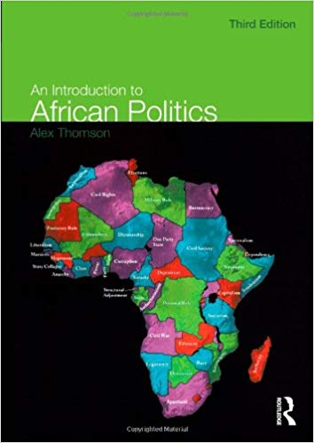 Alex Thomson] An introduction to African politics