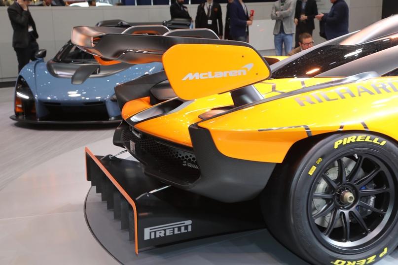 Длина имеет значение — Эволюция «длиннохвостых» McLaren, изображение №28