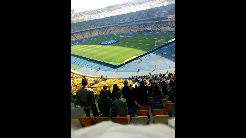 Киев 2019 стадион олемпийский