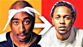 The Evolution Of Gangster Rap 1985 - 2018