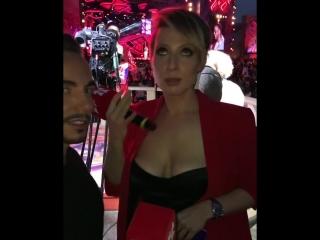 Яна Чурикова танцует под Lover Лава - Roberto Kel .mp4