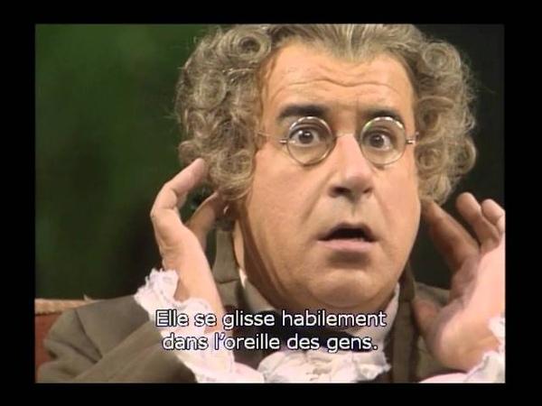 Ария Базилио из оперы Севильский цирюльник Calumnia Il Barbiere di Siviglia Rossini Ferruccio Furlanetto
