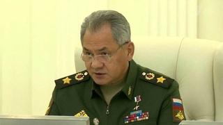 Сергей Шойгу сообщил, что военная активность НАТО узападных рубежей России достигла небывалого уровня. Новости. Первый канал