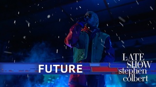 Future Performs - 'Crushed Up'