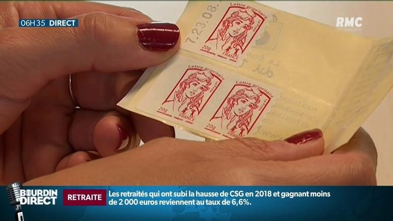 La baisse d'envoi de courriers compensée par la hausse du prix du timbre