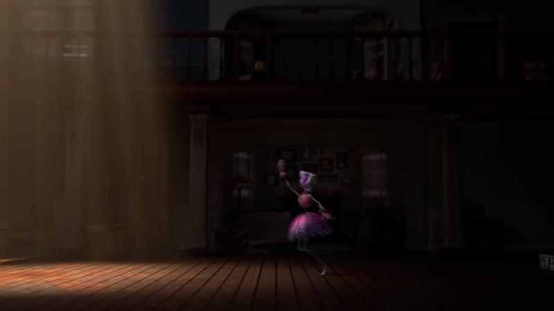 Giga Papaskiri ~ Lucie From Paris (Original Mix) (3D animated ~Tiffany )