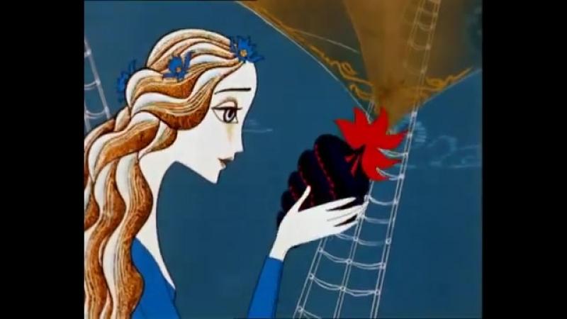 Картинки из советского мультфильма русалочка