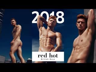 RED HOT  2018  BRITISH BOYS