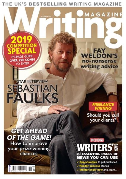 Writing Magazine - October 2018 (1)