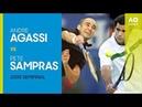 AO Classics Andre Agassi v Pete Sampras 2000 SF