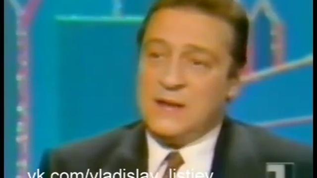 Час-пик с Геннадием Хазановым (1 ноября 1994 г.)