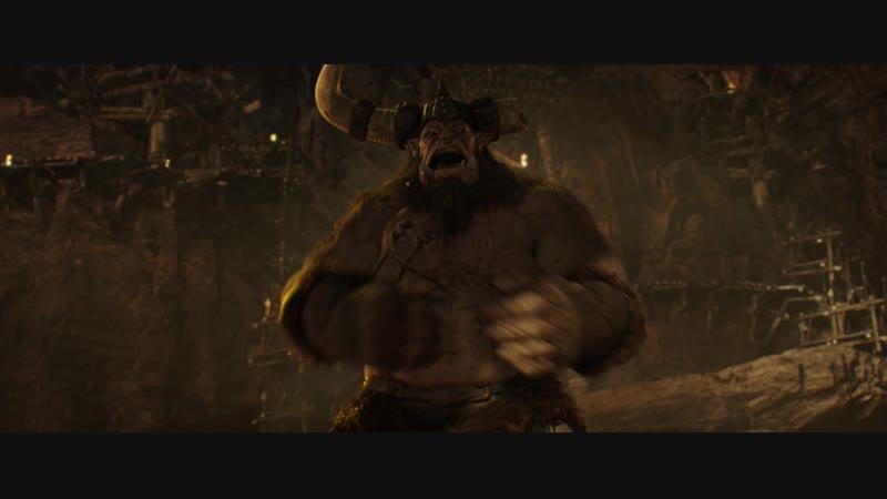 Durotan Fights Dark Scar