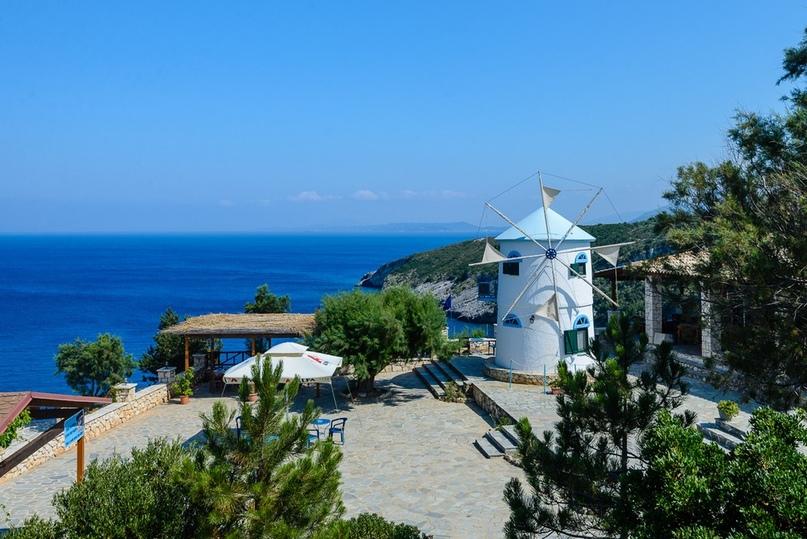 Греческие каникулы на острове Закинф