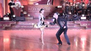 Chernositov Alexander - Grishanina Arina, Final Presentation   Royal Cup 2018