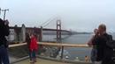 Bike Ride from Fisherman's Wharf to Sausalito over the Golden Gate Bridge