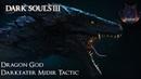 Dark Souls 3 Бог драконов Мидир Пожиратель тьмы Тактика