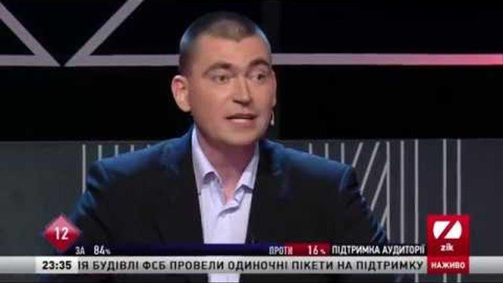 У нас на очах крадуть державу і жодної реакції резонер Михальчишин про Закарпаття